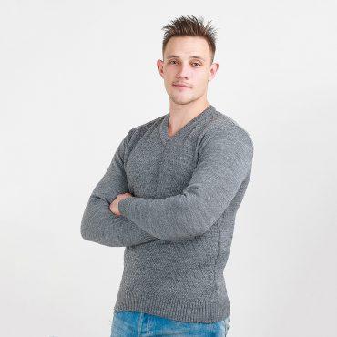 Пуловер мужской 606453