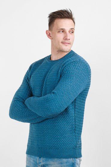 Джемпер мужской стильный 517152