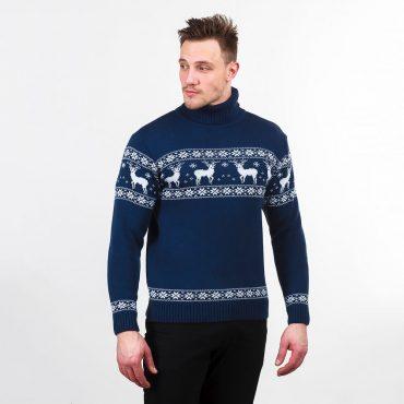 купить свитер с оленями