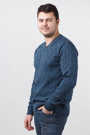 Пуловер мужской 411200